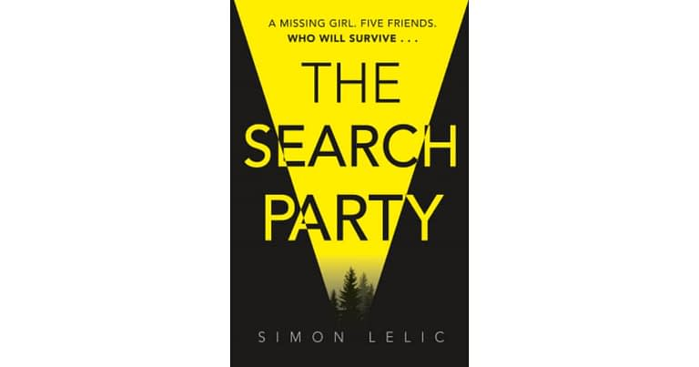 The Search Party by Simon Lelic | 18 August