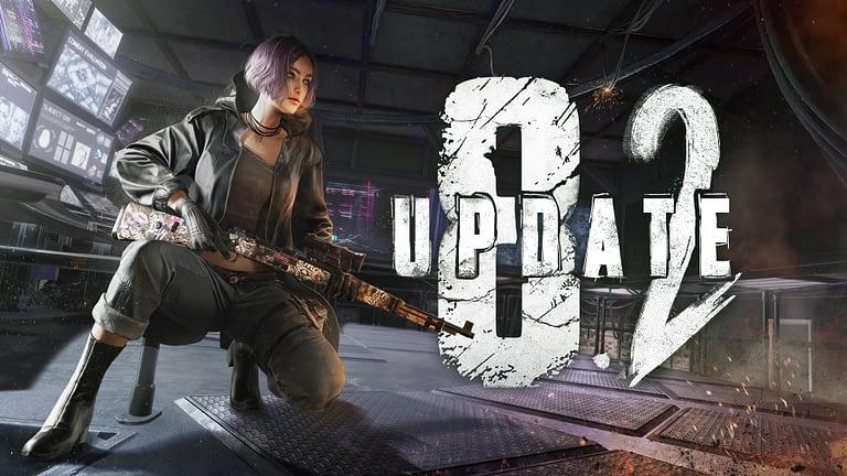 PUBG Update 8.2 | Restyled!