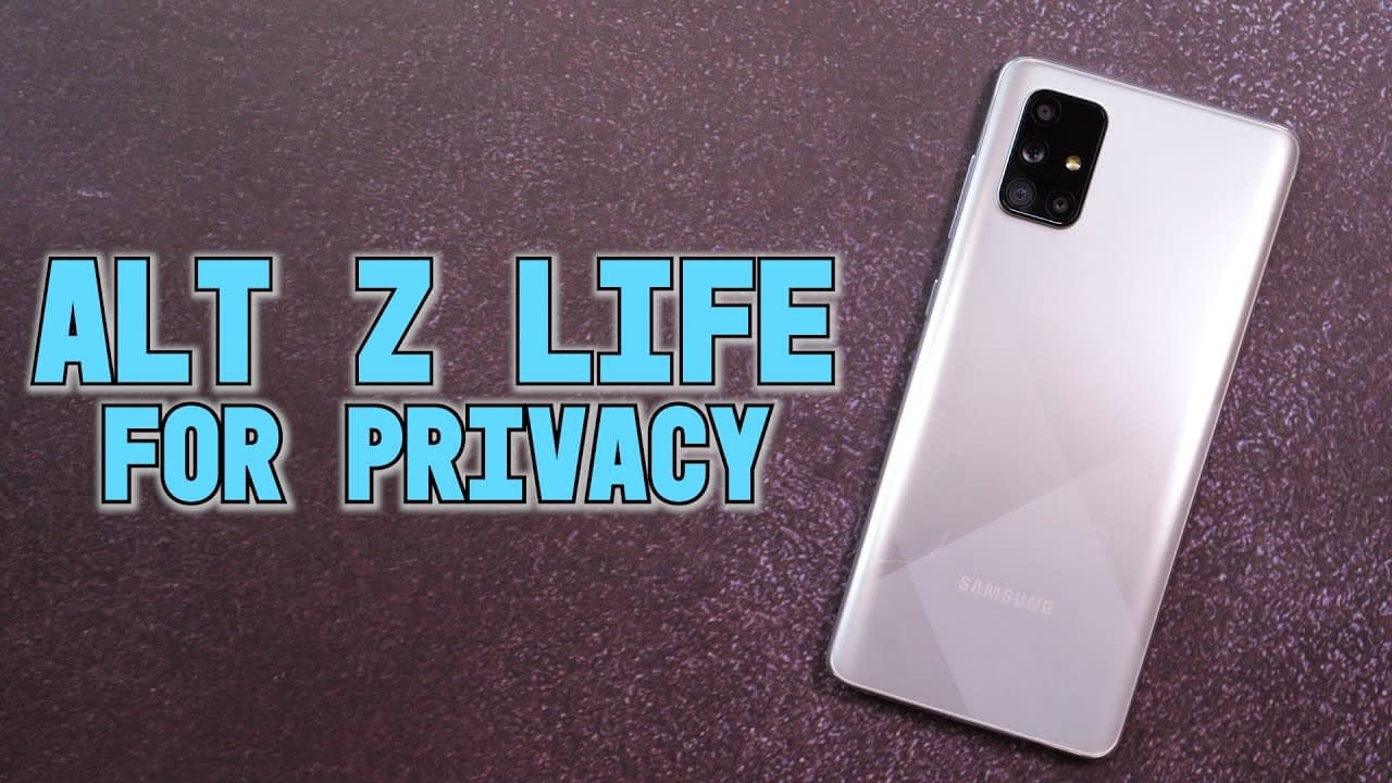 Samsung Is Bringing Its 'Alt Z Life' Features to Galaxy A51, Galaxy A71