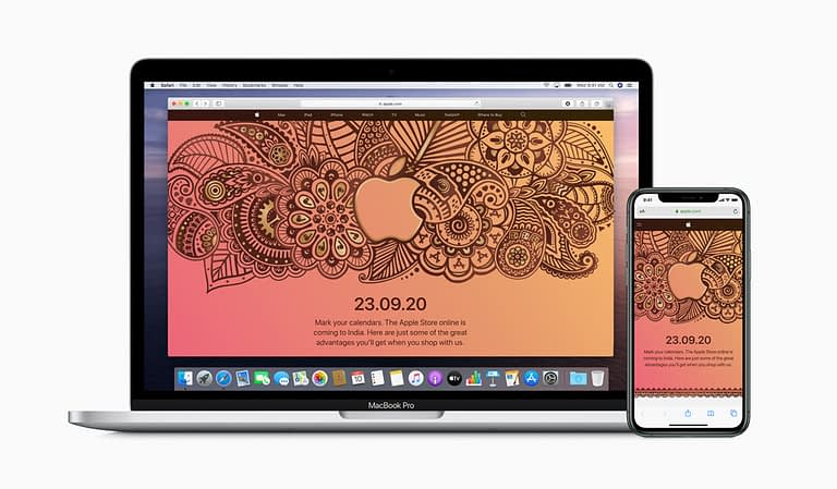 Apple Online's Stores Will Launch in India on 23rd September