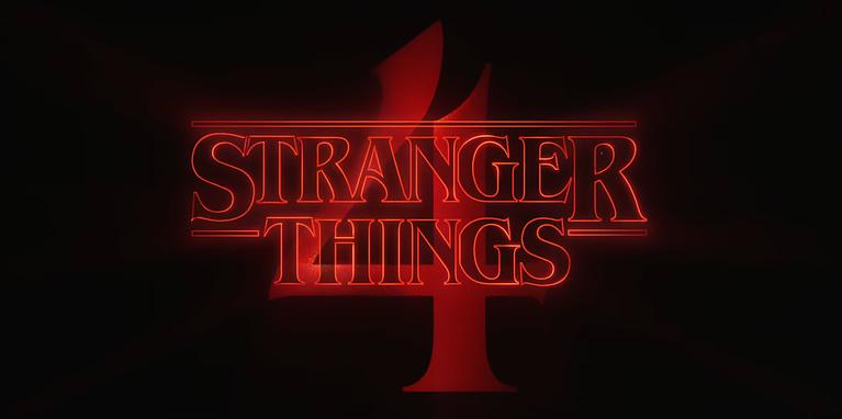 Stranger Things Season 4 | NETFLIX