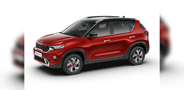 Kia Motors Unveils Its New Smart Compact SUV – SONET