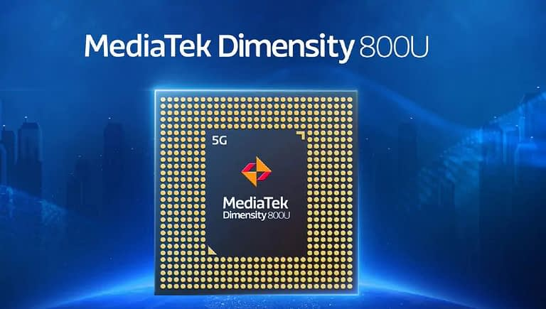 MediaTek Dimensity 800U Announced to Bring 5G to More Mid-Range Phones