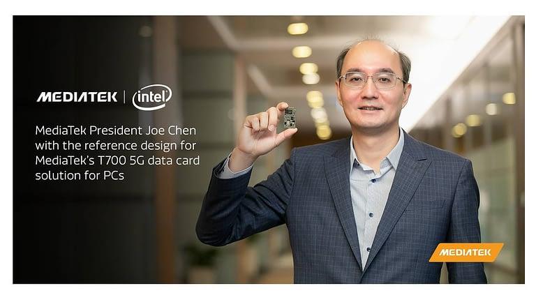 MediaTek Unveils T700 5G Modem for Laptops