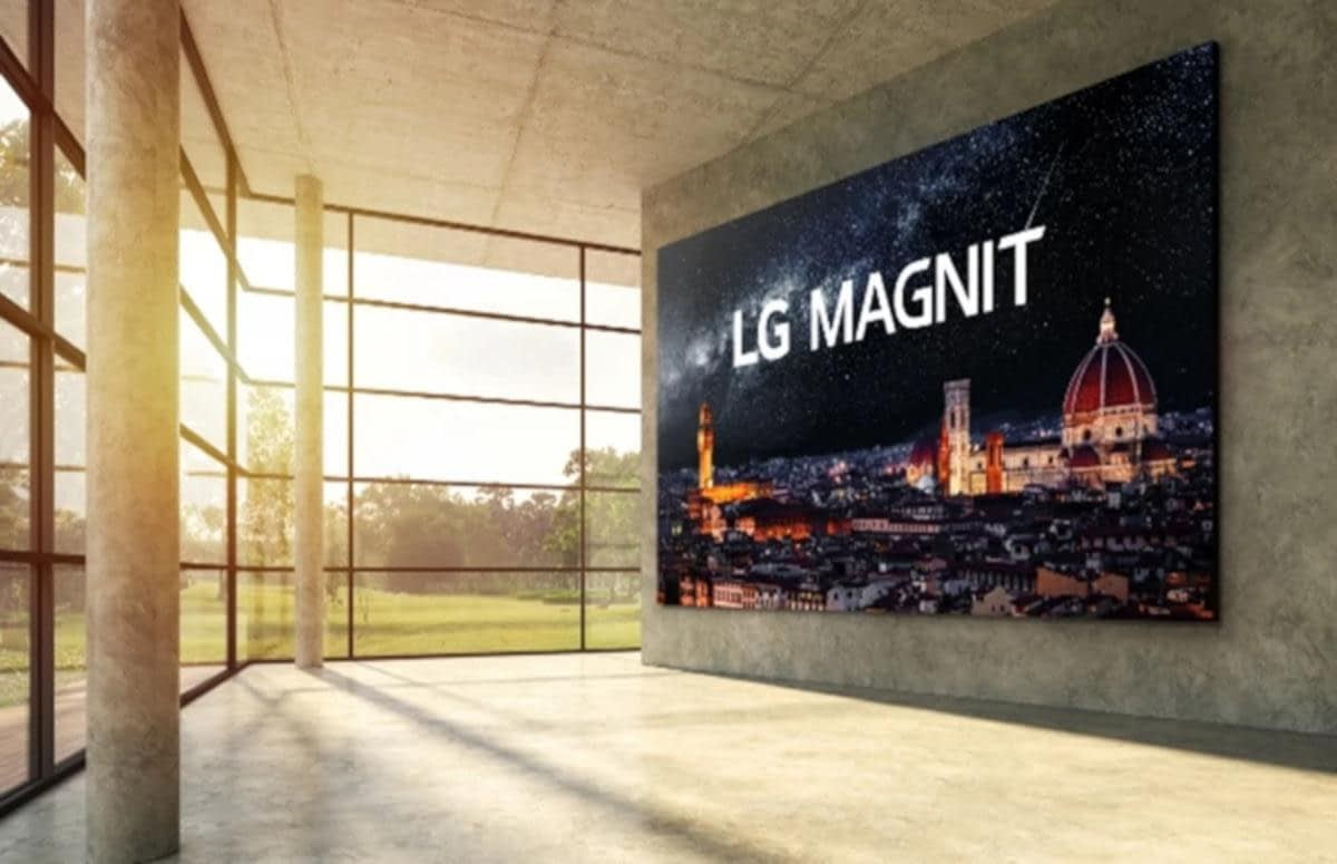 LG Magnit | A New 63-Inch 4k microLED TV