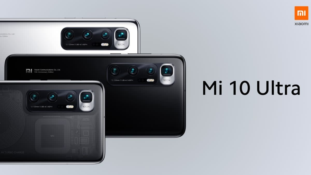 Mi 10 Ultra launched on Xiaomi 10th Anniversery!