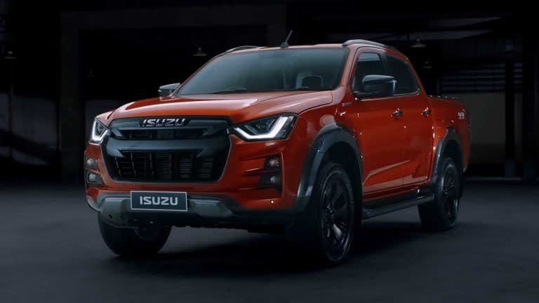 Isuzu D-Max Pickup About To Be Launched On March 31st 2021