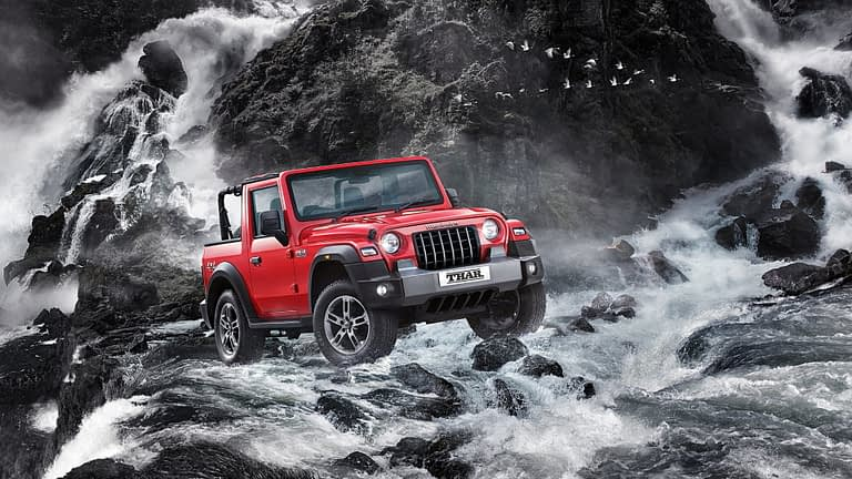 The All-New THAR | Mahindra | 2nd october