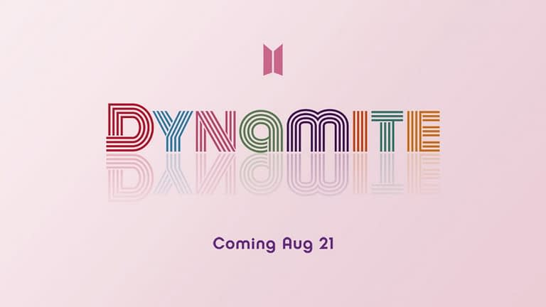 DYNAMITE by  BTS | 21 August