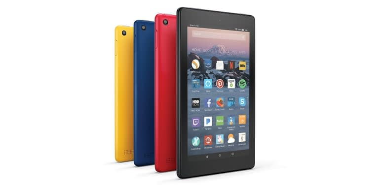 Amazon drops Fire OS 7 based on Android Pie for Fire HD 8, HD 7, and Fire 7