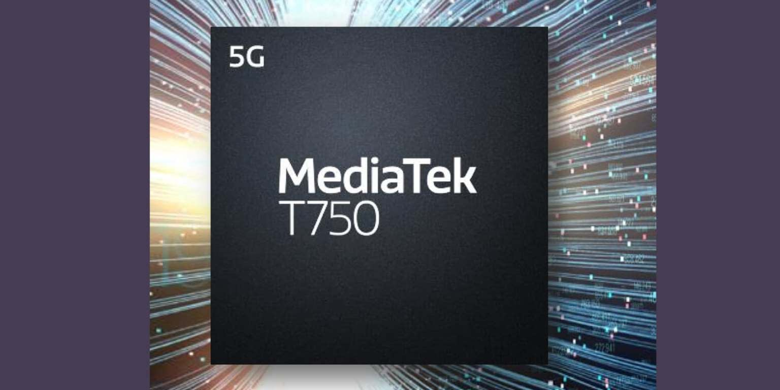 New Chipset T750 5 Announces for Router & Mobile hotspots by Mediatek